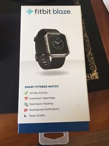 Fitbit Blaze brand new in box (never opened) Forestville Warringah Area Preview