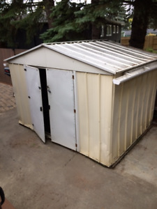 Free Garden Shed