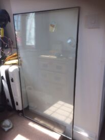 Double Glazed Unit with K glass on one side, New, 660w x 1170h x 14mm thick