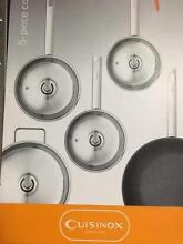 Italian Made and Imported 5 piece pot and pan set over $500 VALUE Rockingham Rockingham Area Preview