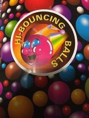 Bounce Balls Party Favors - 100 Bouncy Balls 1