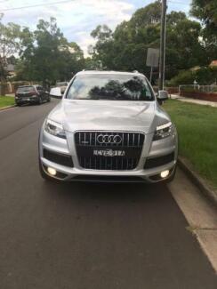 Audi Q7 for sale Strathfield Strathfield Area Preview