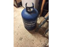 Calor gas 15 kg butane bottle full