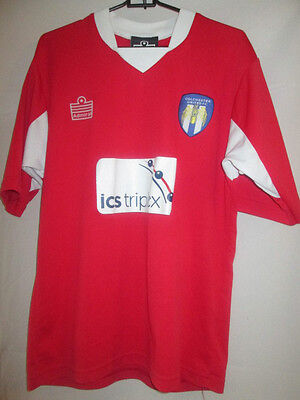 Colchester United 2004-2005 Away Football Shirt Size XS /21163 image