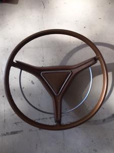 """1969-70 Chrysler Steering Wheel """"C"""" Body"""