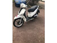 Piaggio Liberty 50cc moped scooter motorbike