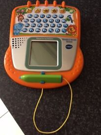 Vtech Touch and Teach Tablet in very good order.