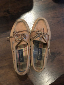 Sperry topsider women's shoes size 6