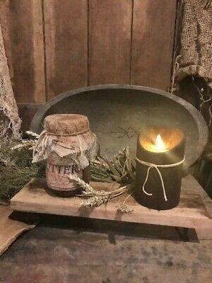 Primitive Table Riser Cabin Farmhouse Homestead Crock Riser Primitive OLD Wood for sale  Franklin
