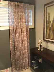 Pleat Top Curtains - Made by Covers London Ontario image 3