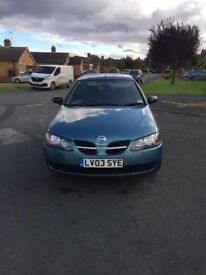 NISSAN ALMERA FOR SALE !!!