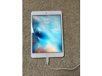 iPad mini - 16GB White WIFI - immaculate condition with no scratches etc.