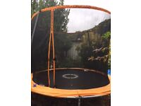 10ft Trampoline With Folding Enclosure(Sportspower from Argos)