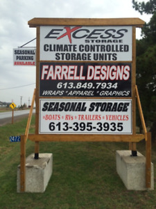 STIRLING- STORAGE UNITS AVAILABLE