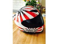 Women's Motorcycle clothing for sale, including Shoei Helmet