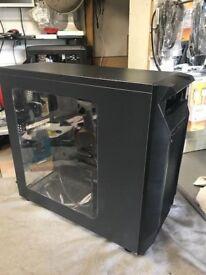 PC Desktop Case - CHEAP MID RANGE CASE ONLY £9.99
