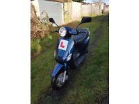 AJS Sorvio Scooter 125 cc