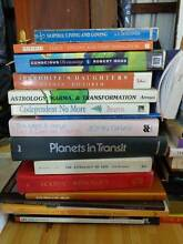 Health, Diet, Magic, Astrology & More, Books For Sale Boyanup Capel Area Preview