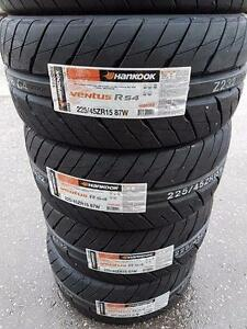 Hankook RS4 now available @ Jspec performance 225/45R15 245/40R17