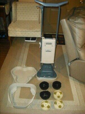 Electrolux Epic Floor Pro Heavy Duty Shampooer Polisher W Accessories