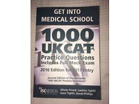 UKCAT 1000 Practice Questions book
