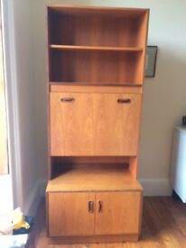 G Plan drinks cabinet / display unit