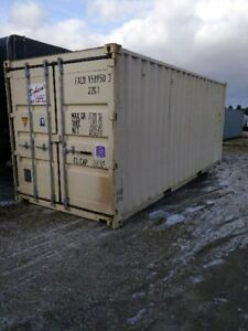 NEW 20' SPILL CONTAINMENT CONTAINER