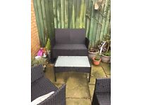 Garden Furniture ( Ratan look )