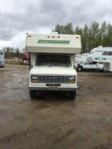 Find RVs, Motorhomes or Camper Vans Near Me in Edmonton | Kijiji