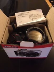 Meicon underwater case bought for Sony A5000