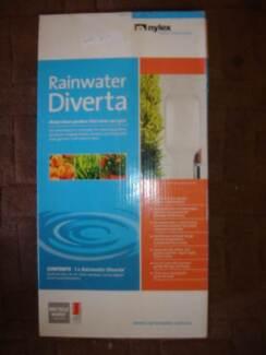 Nylex Rainwater Diverta NEW Boxed Huntly Bendigo Surrounds Preview