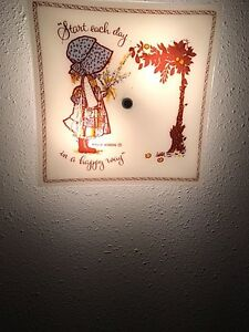 Holly Hobbie Ceiling Light Shade
