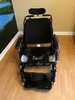 "Wheel-Chair For Sale - PRICE REDUCED (22"" Wide Model)"