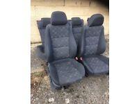 Vectra c sri 57 plate seats interior no rips or burns vgc 07594145438