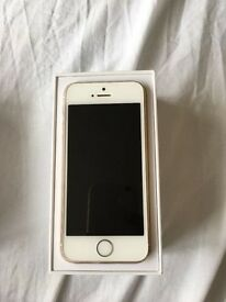 ***Gold iPhone 5s*** with accessories!!!