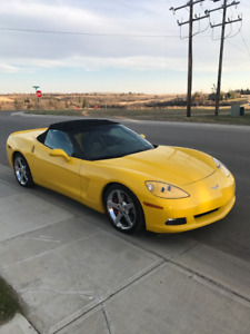 2008 Chevrolet Corvette Convertible