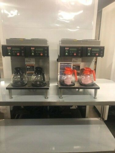BUNN, AXIOM 2/2 TWIN, COFFEE MAKERS, DOUBLE