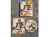 Playstation 3 Madden 09