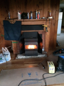 Harthex Compact Wood Stove - New Price