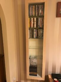 DVD / CD Storage / Display Unit