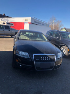 2007 Audi A6 Financing Available!