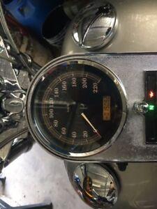 Harley Davidson 2009 soft tail