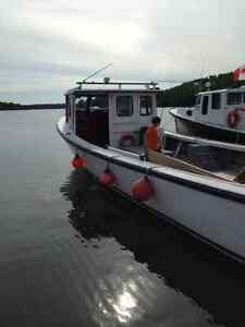 40 ft boat for sale