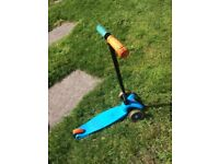 Mini Micro Scooter Bright Blue