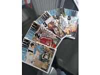 Volumes 1-5 of Bakuman