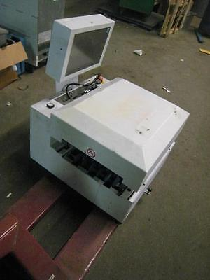 Bell & Howell Mail Sorting System with Digital Screen Jet Vision X1