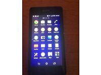 Sony Xperia E3 Mobile Phone ANDROID / Facebook, Snapchat latests android apps etc