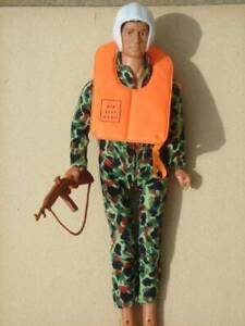 Rare 1970s Vintage Action Man Soldier - Clone by Fairland Toy Brassall Ipswich City Preview