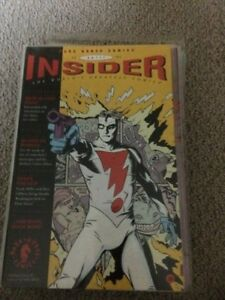 Dark Horse Insider comic 10 issues Hellboy The Mask