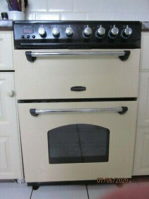 Rangemaster Classic Ceramic Hob Electric Cooker - 60cm Wide